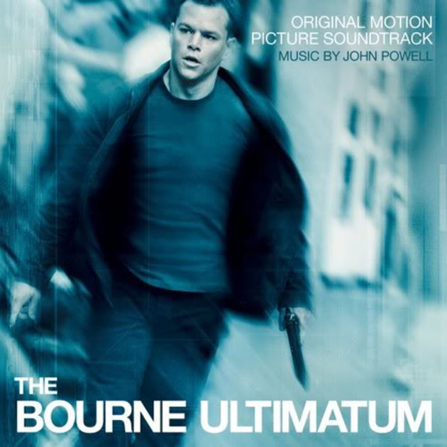 The Bourne Ultimatum OST (20007)