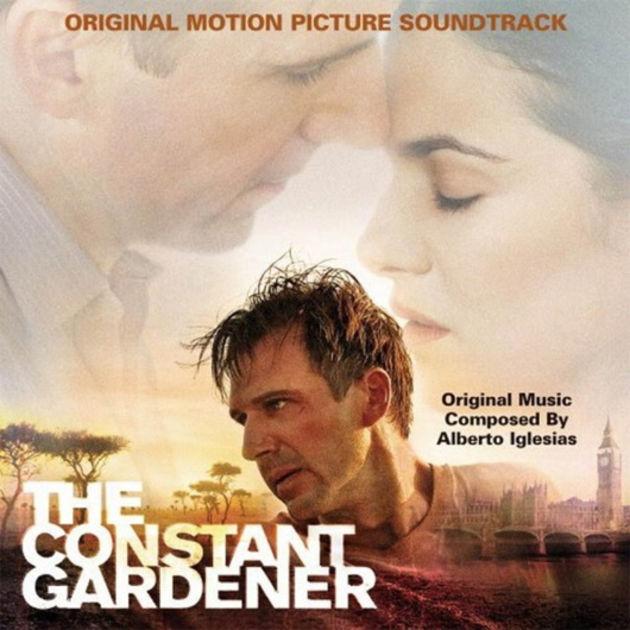 The Constant Gardener OST (2005)