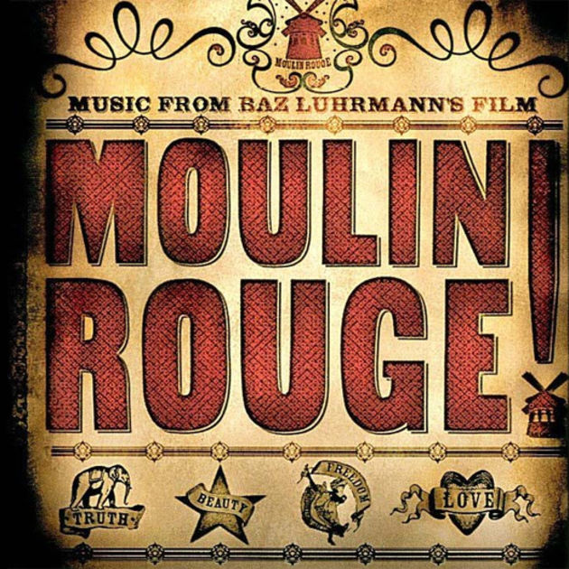 Moulin Rouge OST (2001)