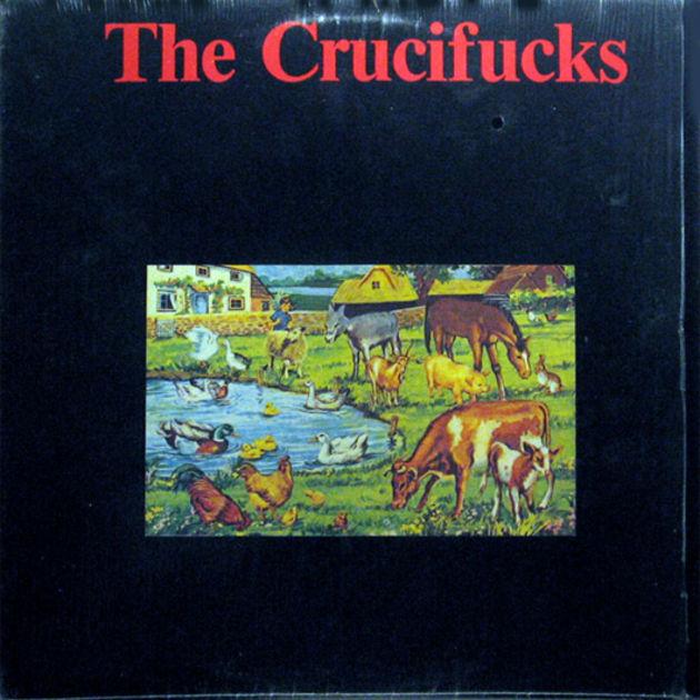 The Crucifucks (1985)