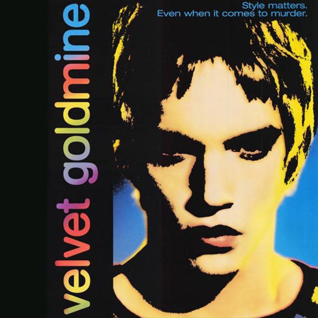 Velvet Goldmine OST (1998)