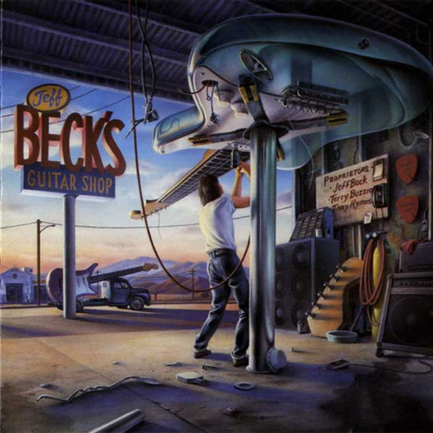 Jeff Beck's Guitar Shop (1989)