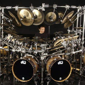 6 career defining records of Terry Bozzio