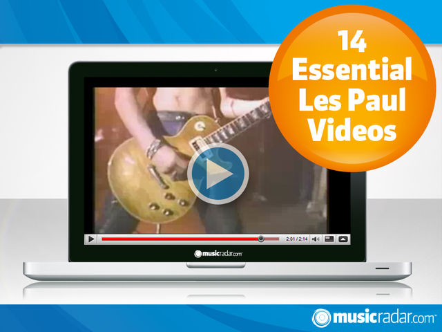 14 essential Les Paul videos