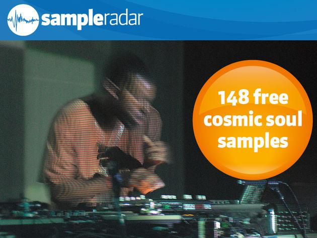 148 free cosmic soul samples