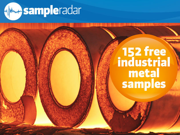 152 free industrial metal samples