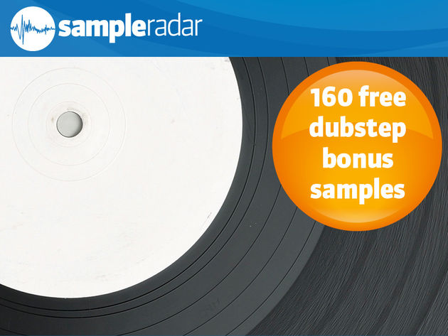 160 samples gratuits de dubstep en bonus