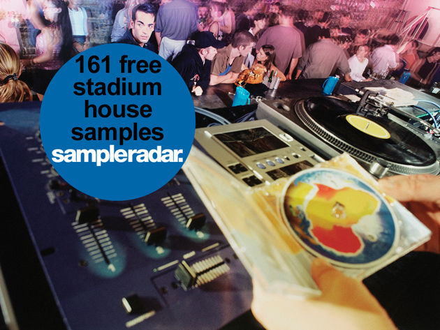 161 samples gratuits de stadium house