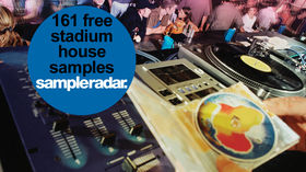 SampleRadar: 161 free stadium house samples