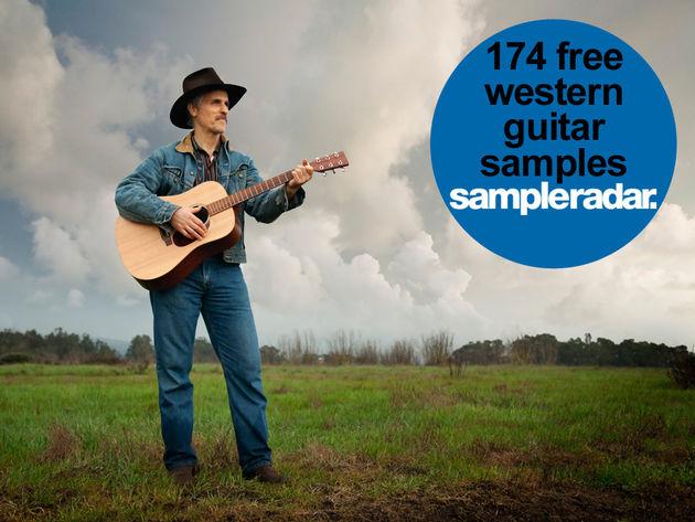 174 free western guitar samples