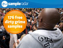 SampleRadar: 176 free dirty grime samples