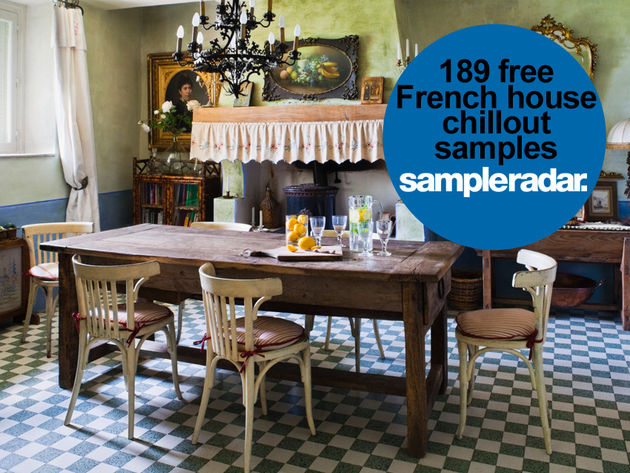 189 free French house chillout samples