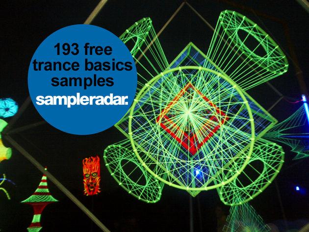 193 free trance basics samples