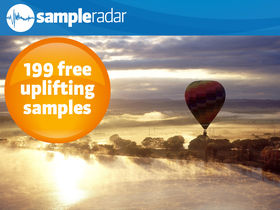 SampleRadar: 199 free uplifting samples