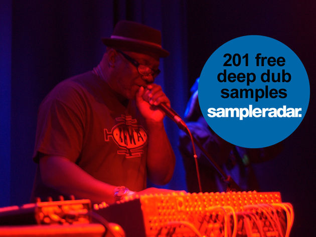201 free deep dub samples