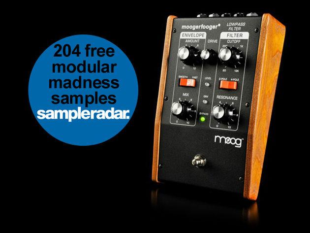 204 free modular madness samples