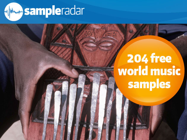 204 free world music samples