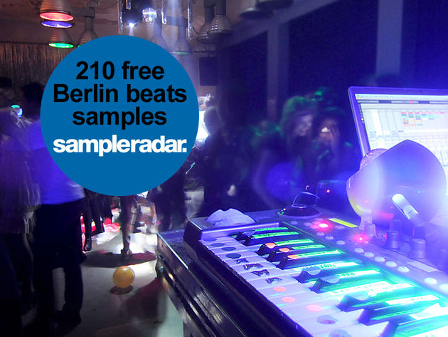 210 samples gratuits de beats berlinois