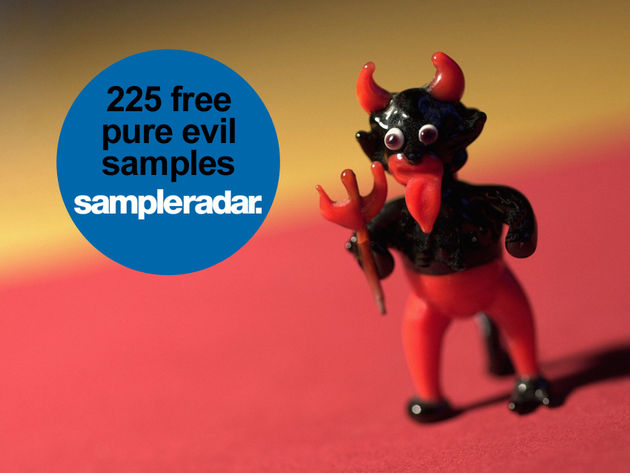 225 free pure evil samples