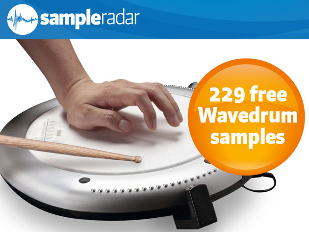 229 samples gratuits de Korg wavedrum