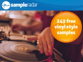 SampleRadar: 243 free vinyl-style samples
