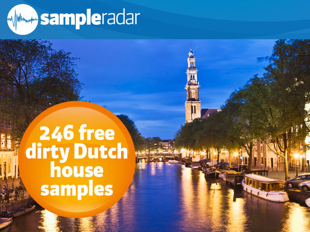 246 samples gratuits de 'dirty Dutch house'