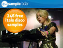 SampleRadar: 246 free italo disco samples