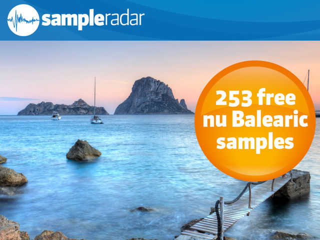 253 free nu Balearic samples