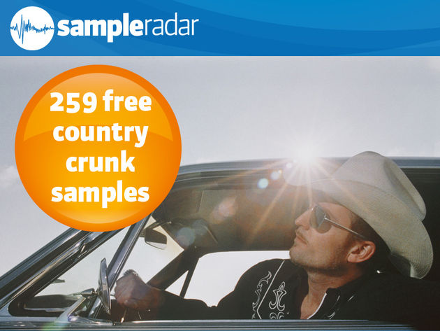 259 free country crunk samples