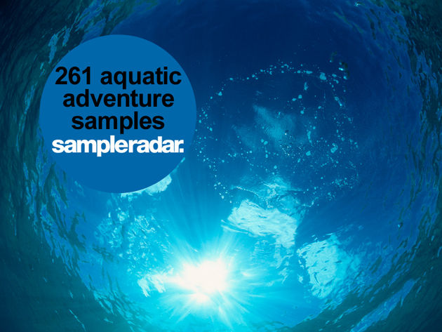 261 samples gratuits d'aventure aquatique