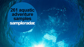 SampleRadar: 261 aquatic adventure samples