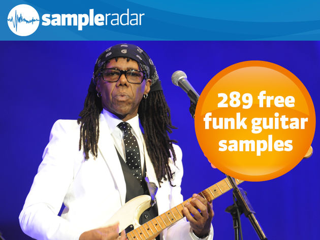 Chic's Nile Rodgers: the supreme guitar funkateer.