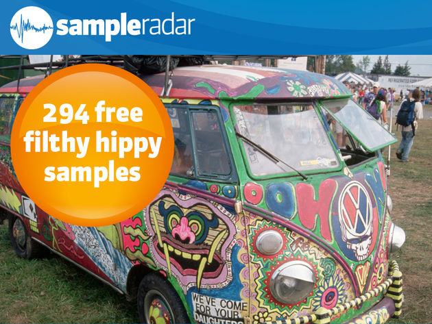 294 samples gratuits de hippy crade !