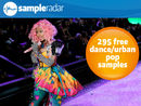 SampleRadar: 295 dance/urban pop samples