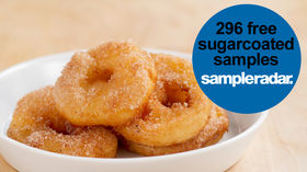 SampleRadar: 296 free sugarcoated samples