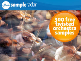 SampleRadar: 300 free twisted orchestra samples