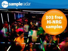 SampleRadar: 303 free Hi-NRG samples