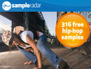 SampleRadar: 316 free hip-hop samples