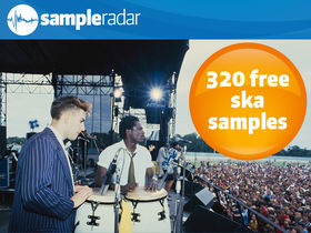 SampleRadar: 320 free ska samples