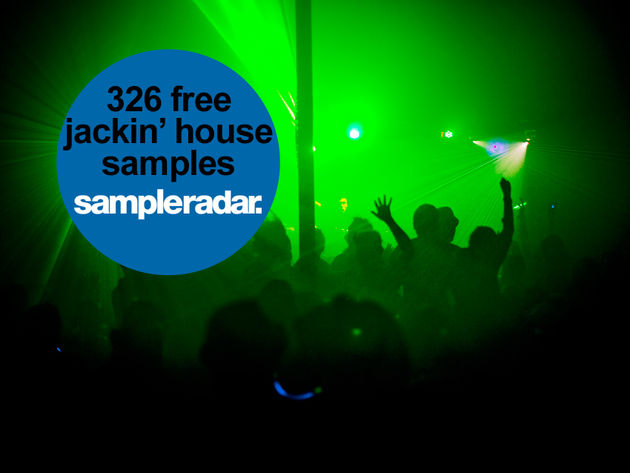 326 free jackin' house samples