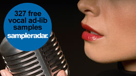 SampleRadar: 327 free vocal ad-lib samples