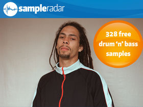 SampleRadar: 328 free drum 'n' bass samples