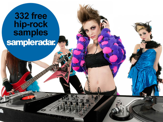 332 free hip-rock samples