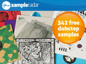 SampleRadar: 342 free dubstep samples
