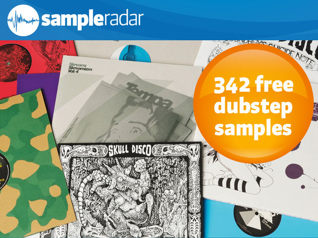 342 free dubstep samples