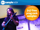 SampleRadar: 347 free prog rock samples