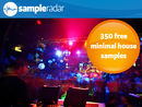 SampleRadar: 350 free minimal house samples