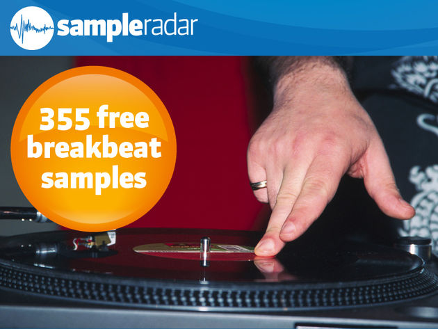 355 samples gratuits de breakbeat
