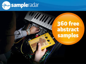 SampleRadar: 360 free abstract samples