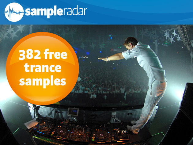 382 free trance essentials samples